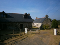 French property, houses and homes for sale in Plourac'h Côtes-d'Armor Brittany