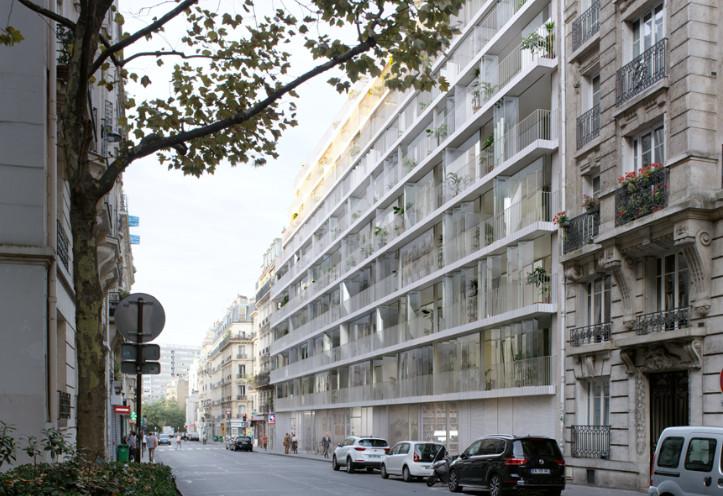 Appartement à vendre à Paris 18e Arrondissement, Paris - 1 095 000 € - photo 9