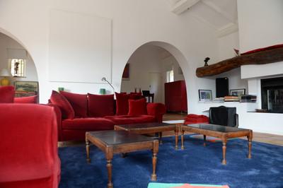 St Paul de Vence - Villa of about 300 m2, Les Hauts de St Paul, Swimming pool, South, luxury and tranquility.