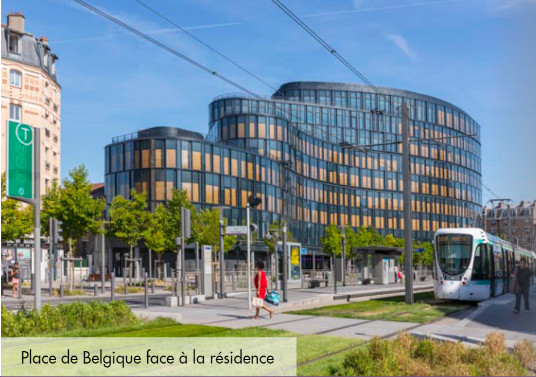 Appartement à vendre à La Garenne-Colombes, Hauts-de-Seine - 680 000 € - photo 2