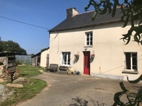 French property, houses and homes for sale in Ménéac Morbihan Brittany