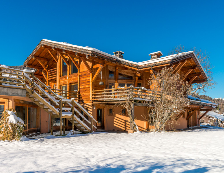 Chalet à vendre à ST NICOLAS DE VEROCE(74170) - Haute-Savoie