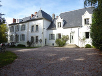 chateau for sale in Le Theil Allier Auvergne