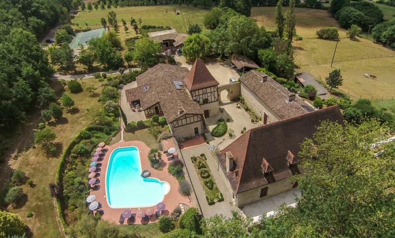 Chateau à vendre à Villeneuve-sur-Lot(47300) - Lot-et-Garonne