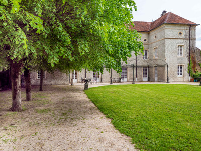 A Chateau from the beginning of the 18th century;