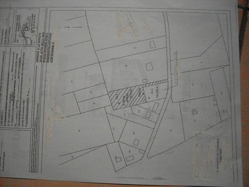 Terrain à vendre à La Chapelle-Montmartin, Loir-et-Cher - 31 600 € - photo 6
