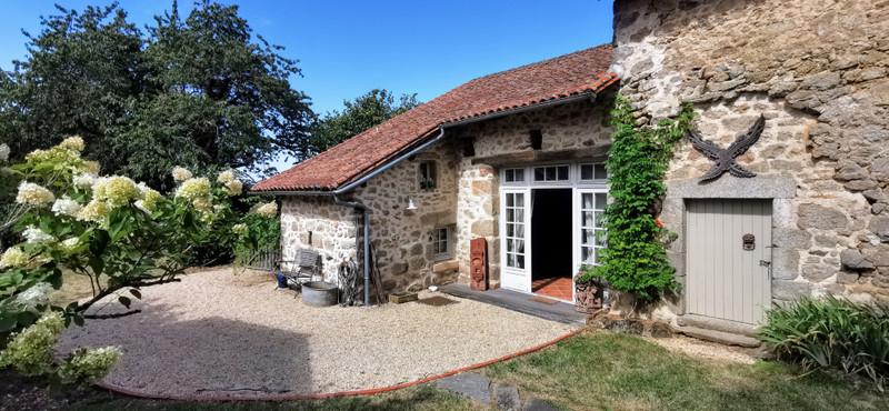 Maison à vendre à Saint-Saud-Lacoussière(24470) - Dordogne