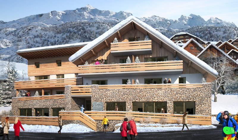 French property for sale in Vaujany, Isere - €432,600 - photo 4