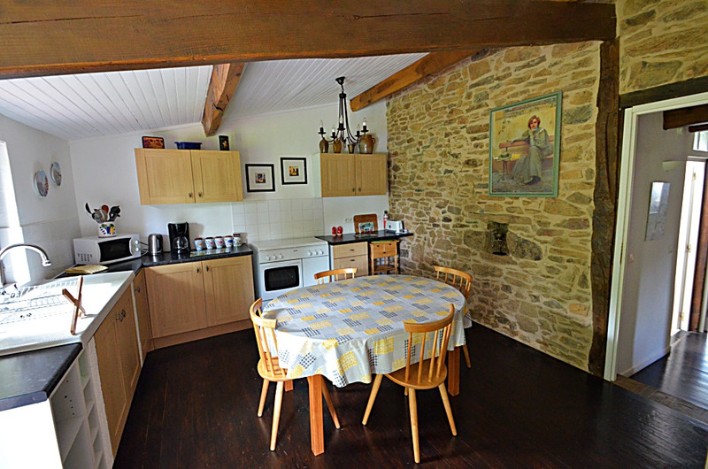 French property for sale in Cussac, Haute-Vienne - €93,500 - photo 4