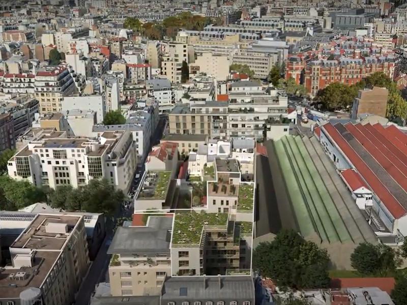 Appartement à vendre à Paris 20e Arrondissement, Paris - 309 000 € - photo 6