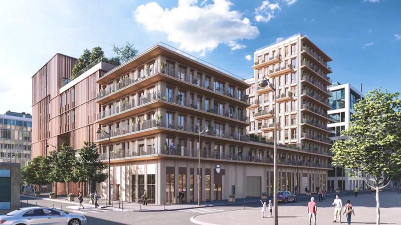 Appartement à vendre à Paris 13e Arrondissement, Paris - 1 029 200 € - photo 2