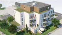 Appartement neuf  2 pièces au sein d'une résidence confortable et sécurisée ; en centre-ville et à seulement 900 m des plages.