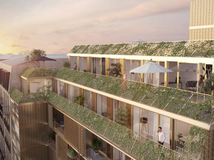 Appartement 6 pièces à vendre à Paris 15e Arrondissement (75015) -  Paris