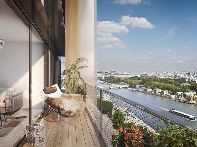 French property for sale in Paris 13e Arrondissement, Paris - €1,572,000 - photo 4