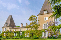 chateau for sale in MonflanquinLot-et-Garonne Aquitaine