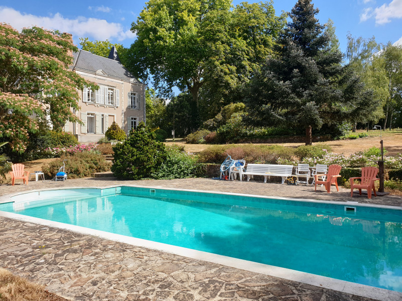French property for sale in Entrammes, Mayenne - €848,000 - photo 5
