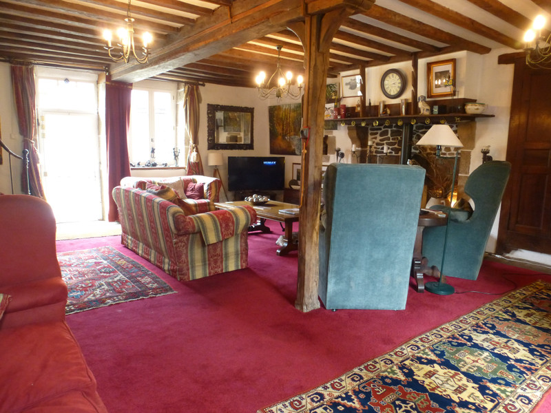 French property for sale in Crozant, Creuse - €214,000 - photo 7