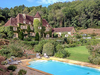 chateau for sale in LimeuilDordogne Aquitaine