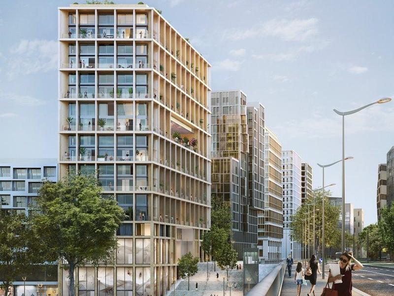 Appartement à vendre à Paris 13e Arrondissement, Paris - 1 360 000 € - photo 3