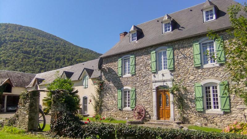 Maison à vendre à Mazouau(65250) - Hautes-Pyrénées