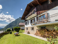 French ski chalets, properties in Taninges, Samoens, Le Grand Massif