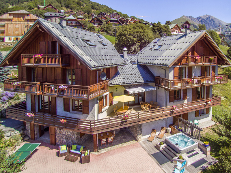 French property for sale in Vaujany, Isère - €2,900,000 - photo 4