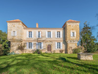 chateau for sale in MaurensGers Midi_Pyrenees