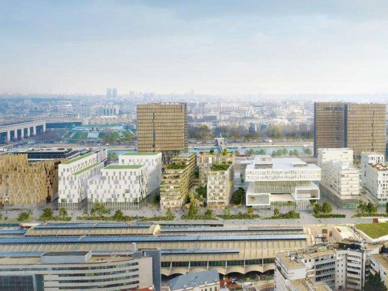 French property for sale in Paris 13e Arrondissement, Paris - €1,384,000 - photo 10
