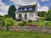 French property, houses and homes for sale in Saint-Servais Côtes-d'Armor Brittany