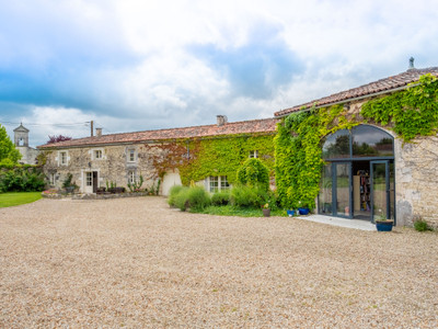 Impeccable 17 century Property with 5 Superb Chambres D'Hotes and 4 Luxury Gites. Heated Pool. Extensive grounds