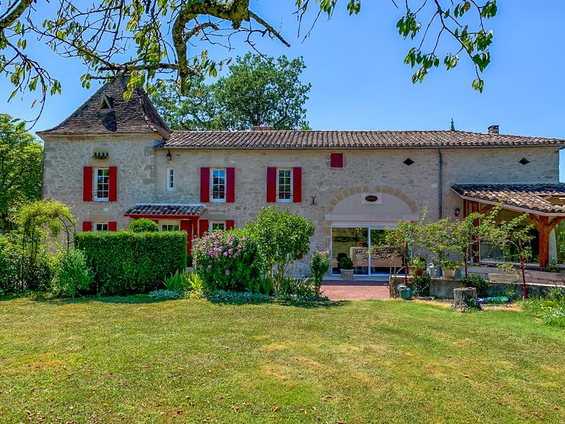 Maison à vendre à Duras(47120) - Lot-et-Garonne
