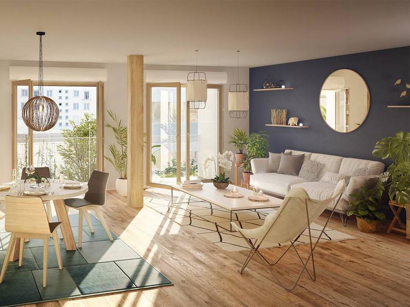 Appartement à vendre à Paris 20e Arrondissement, Paris - 505 000 € - photo 2