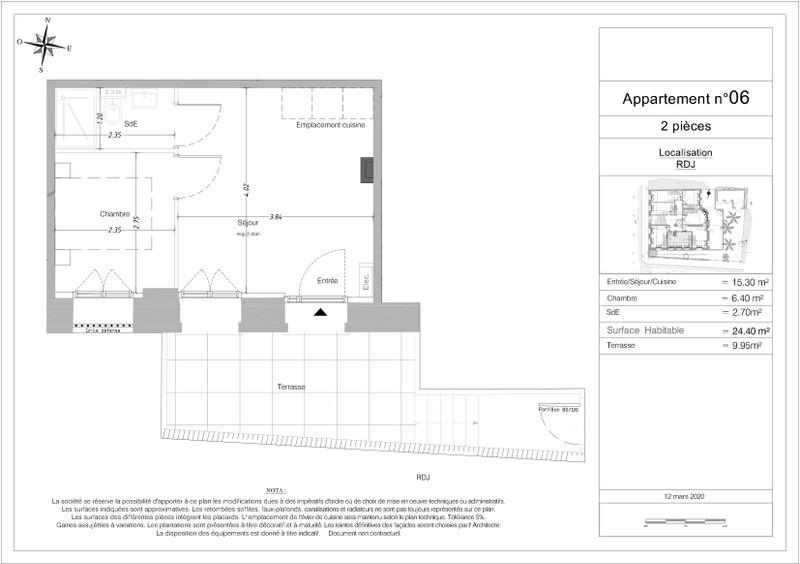 Appartement à vendre à Nice, Alpes-Maritimes - 199 400 € - photo 2