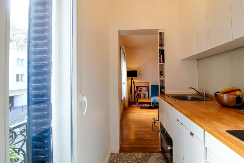 Appartement à vendre à Paris 20e Arrondissement, Paris - 440 000 € - photo 7