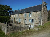 French property, houses and homes for sale in Laurenan Côtes-d'Armor Brittany