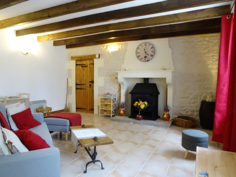 French property for sale in Exireuil, Deux-Sèvres - €125,350 - photo 3