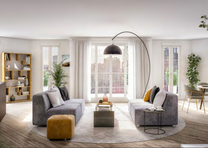 Appartement à vendre à La Garenne-Colombes, Hauts-de-Seine - 662 000 € - photo 2