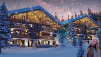 French ski chalets, properties in Megève, Megeve, Domaine Evasion Mont Blanc