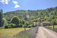French property, houses and homes for sale in Branoux-les-Taillades Gard Languedoc_Roussillon