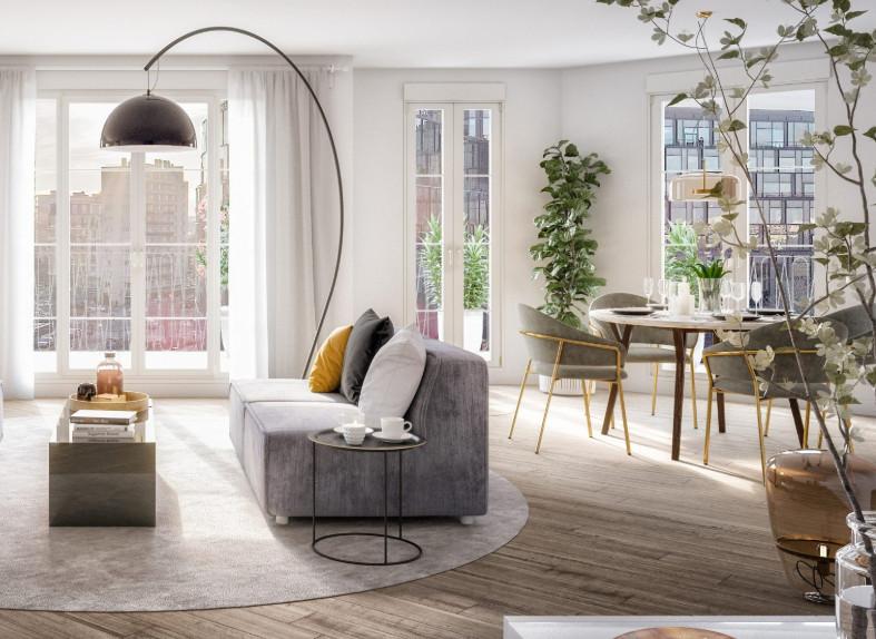 Appartement à vendre à La Garenne-Colombes, Hauts-de-Seine - 558 000 € - photo 9