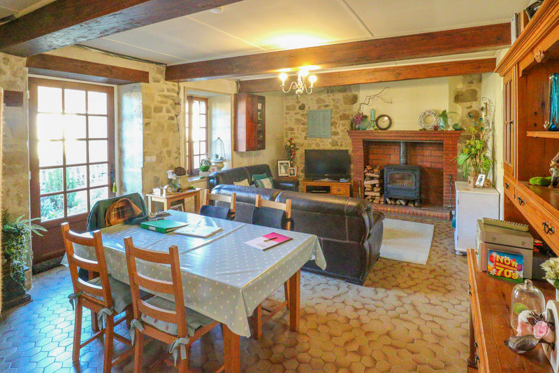 Maison à vendre à Brigueil-le-Chantre, Vienne - 79 899 € - photo 7