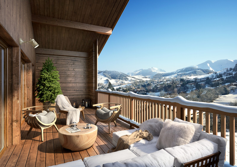 French property for sale in Megève, Haute Savoie - €574,800 - photo 5