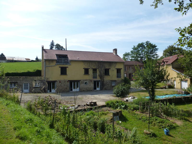 French property for sale in Saint-Sébastien, Creuse - €318,000 - photo 2