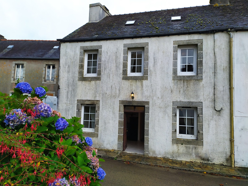 French property for sale in La Feuillée, Finistère - €49,600 - photo 2