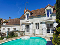French property, houses and homes for sale inMontrichardLoir-et-Cher Centre