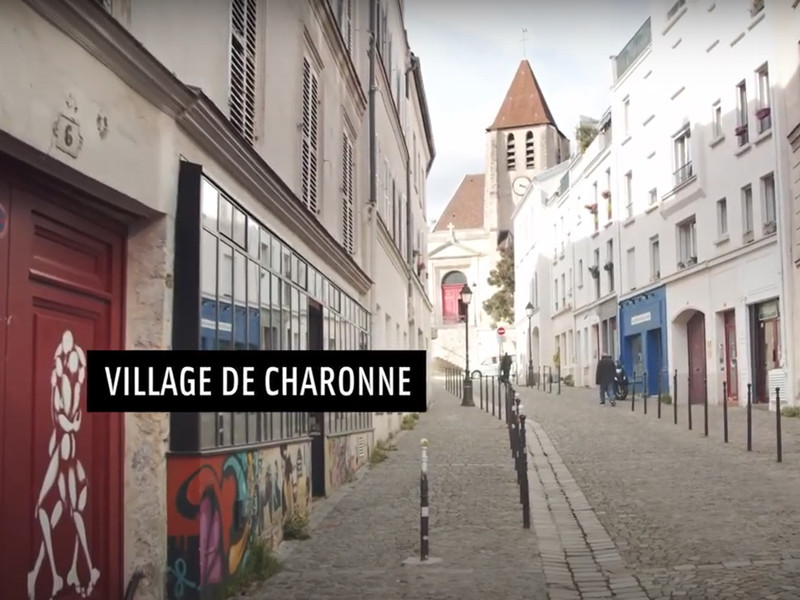 Appartement à vendre à Paris 20e Arrondissement, Paris - 309 000 € - photo 9