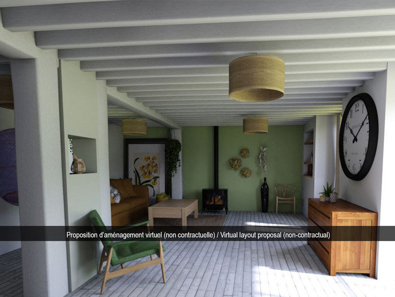 French property for sale in Chaunay, Vienne - €136,250 - photo 6