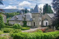 chateau for sale in BourganeufCreuse Limousin