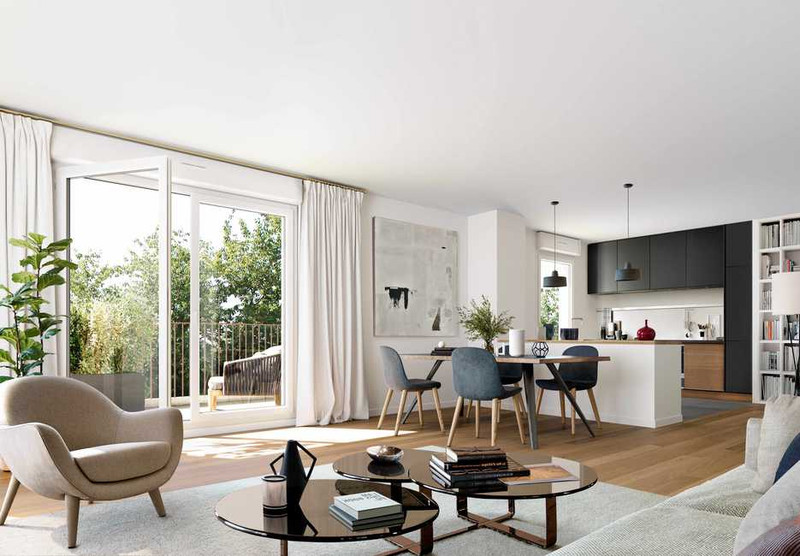 Appartement à vendre à Paris 13e Arrondissement, Paris - 1 029 200 € - photo 5