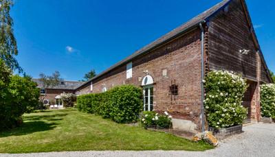 Magnificent Maison de maître and old farmhouse completely renovated